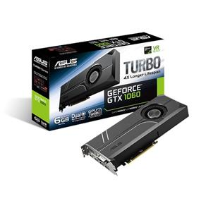 ASUS TURBO GeForce GTX 1060 6GB (TURBO-GTX1060-6G)