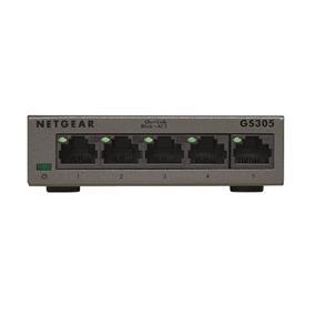 Netgear GS305 5-port Gigabit Ethernet Switch