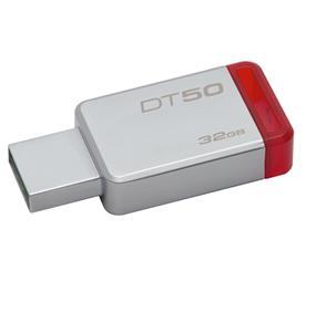 Kingston DT50 32GB USB 3.1 Gen 1 (USB 3.0) Upto 110MB/s Read USB Drive (DT50/32GBCR)