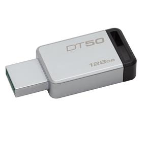 Kingston DT50 128GB USB 3.1 Gen 1 (USB 3.0) Upto 110MB/s Read USB Drive (DT50/128GBCR)