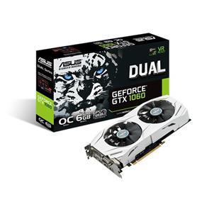 ASUS Dual GeForce GTX 1060 6GB OC (DUAL-GTX1060-O6G)