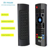 Rii®MX3 Multifunction 2.4G Air Mouse Mini Wireless Keyboard & Infrared Remote Control
