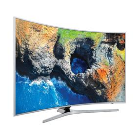 "Samsung UN65MU6500FXZC - 65"" 4K UHD Curved LED Smart TV"