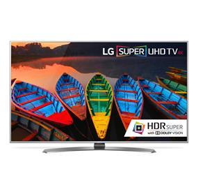 """LG 55UH7700 - 55"""" 4K Super UHD Smart LED TV"""