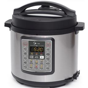 Midea Stainless Steel Electric Pressure Cooker MY-CS6007WP