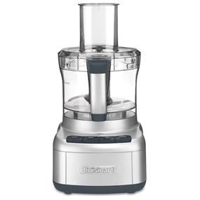 Cuisinart Elemental 8-Cup Food Processor, Silver FP-8SVC