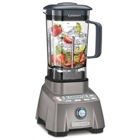 Cuisinart Commercial Rated Hurricane Pro 3.5 Peak HP Blender, Gun Metal