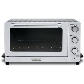 Cuisianrt TOB-60 Convection Toaster Oven Broiler