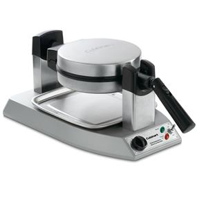 Cuisianrt Professional Rotary Waffle Maker - Replacing old Waring Model WMK300AC