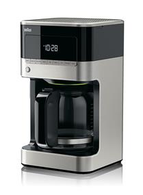 BRAUN  BrewSense 12 cup-Digital Drip Coffee Maker (KF7150BK) Stainless Steel