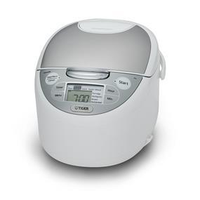 Tiger JAX-S10U 5.5 Cups Microcomputer Rice Cooker/Warmer/Slow Cooker