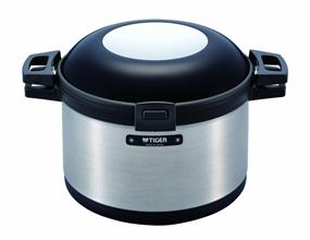 Tiger Thermal Magic Cooker 6.0L (Stainless Steel)