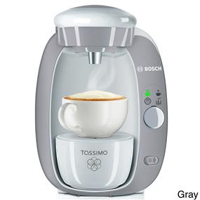 BOSCH Tassimo T20 Home Single Serve Coffee Brewing System - Grey & White (TAS2004UC8)