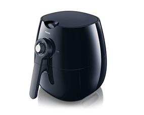 Philips HD9220/26 Viva Collection Air Fryer - Black (HD9220/26)