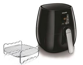 Philips HD9230/26 Viva Collection Digital Air Fryer - Black (HD9230/26)