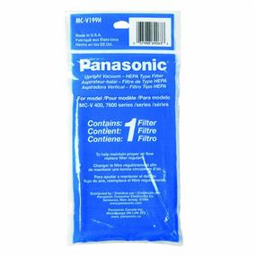Panasonic HEPA FILTER for MCCG983/MCCG985 - Singles
