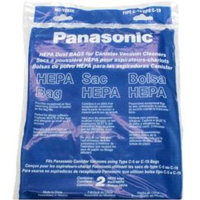 Panasonic C-19 Bag fits MCCG983 & MCCG985 (2 bags per package)