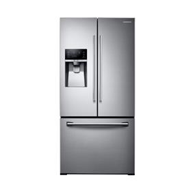 Samsung 25.5 cu.ft. Twin Cooling Plus- Stainless Steel