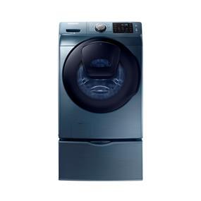 Samsung 5.2 cu.ft VRT Plus Washer - Blue Sapphire