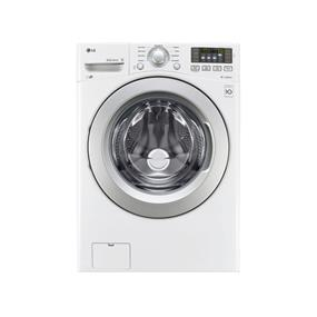 LG 5.2 Cu. Ft. High Efficiency Front Load Washer (WM3270CW) - White