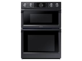 "Samsung NQ70M7770DG/AA 30"" Microwave Combination Wall Oven with Flex Duo™"