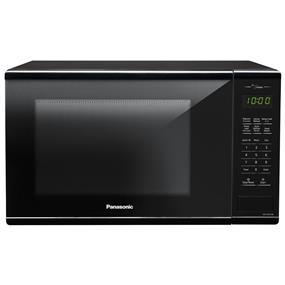 Panasonic Genius 1.3 Cu. Ft. Microwave (NNSG676B) - Black