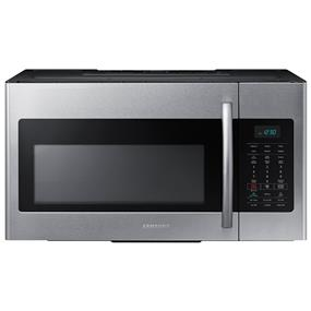 Samsung ME17H703SHS/AC Over the Range Microwave with Sensor Cook, 1.7 cu.ft
