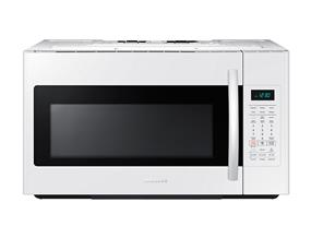 Samsung ME18H704SFW/ACOver the Range Microwave with Simple Clean Filter, 1.8 cu.ft