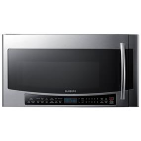 Samsung MC17J8100CS Over the Range Microwave, 1.7 cu.ft