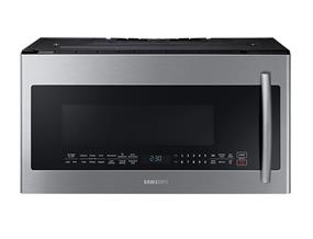 Samsung ME21K7010DS Over the Range Microwave with PowerGrill, 2.1 cu.ft