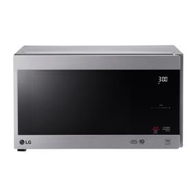 LG - NeoChef 0.9 Cu. Ft. Compact Microwave - Stainless steel (LMC0975ST)