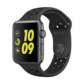 Apple Watch Nike+ 38mm Space Grey Aluminum Case with Anthracite/Black Nike Sport Band