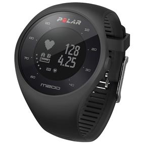Polar M200 Smartwatch with Heart Rate Monitor - Black Medium/Large