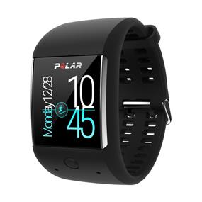 Polar M600 Black Wearable Android Watch