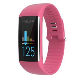 Polar A360 Fitness Tracker with Wrist-Based Heart Rate (Small, Rose)
