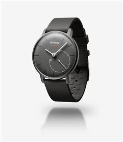 Nokia - Withings Activite Pop Smartwatch - Medium - Shark Grey (Black)