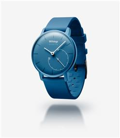 Nokia - Withings Activite Pop Smartwatch - Medium - Shark Azure (Blue)