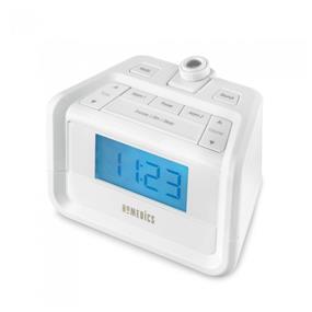 HoMedics SoundSpa Projection Clock Radio