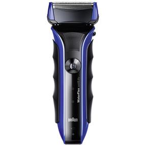 Braun Waterflex 1S Optiblade Wash Bath-Type Shaver