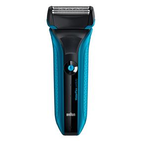 Braun Waterflex Wf2S Electric Wet And Dry Foil Shaver - Blue