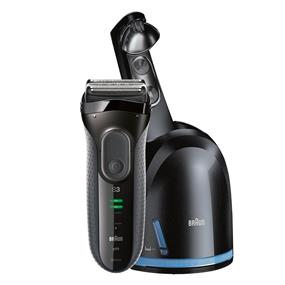 Braun 3050CC Series 3 Shaver with Clean & Charge System