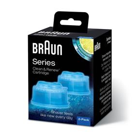 Braun CCR2 Cleaner Refill Kit (2 pack)