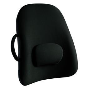 Obusforme Lowback Backrest Support - Black (Polybag) (LB-BLK-CA)