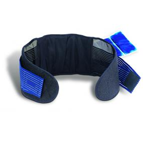 ObusForme Back Belt with Hot & Cold Gel Pack (Small/Medium)