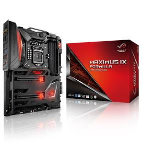 ASUS ROG MAXIMUS IX FORMULA  Socket 1151 Intel Z270 Chipset
