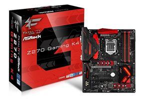 ASRock Fatal1ty Z270 Gaming K4 Socket 1151 Intel Z270 Chipset