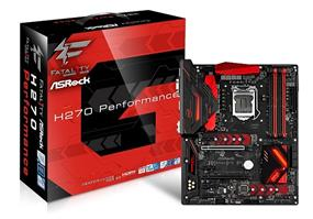 ASRock Fatal1ty H270 Performance Intel H270 Chipset