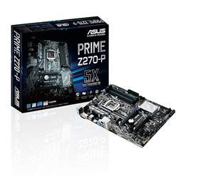 ASUS PRIME Z270-P Socket 1151 Intel Z270 Chipset