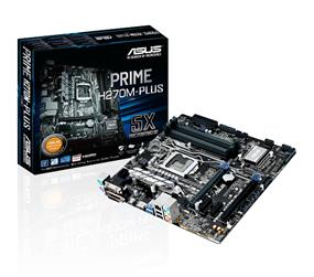 ASUS PRIME H270M-PLUS/CSM Socket 1151 Intel H270 Chipset