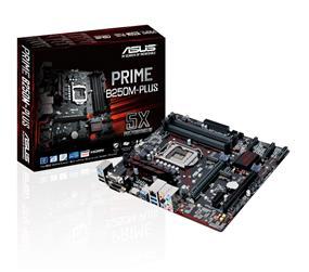 ASUS PRIME B250M-PLUS Socket 1151 Intel B250 Chipset